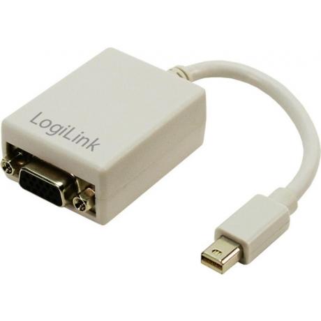 Adapter Mini DisplayPort->VGA Logilink