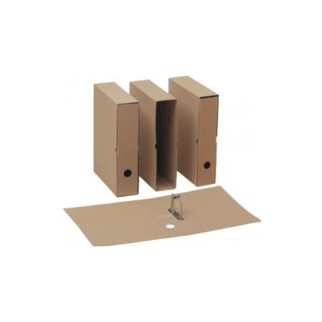 Arhiiviregistraator+karp A4 7cm kartong
