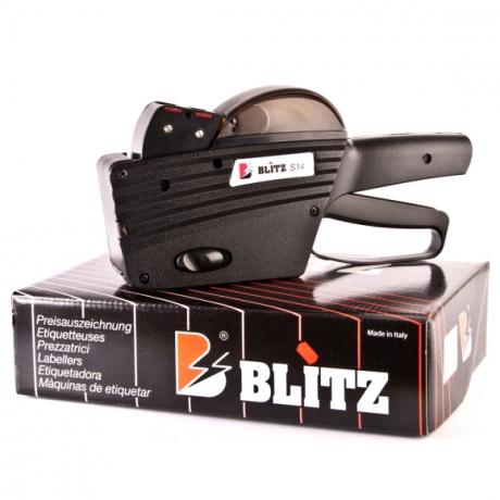 Hinnapüstol Blitz S14 2 real.8+6kohta