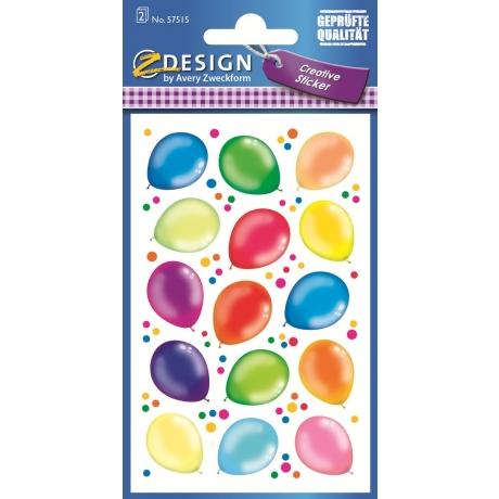 Kleeppildid Z-Design Õhupallid