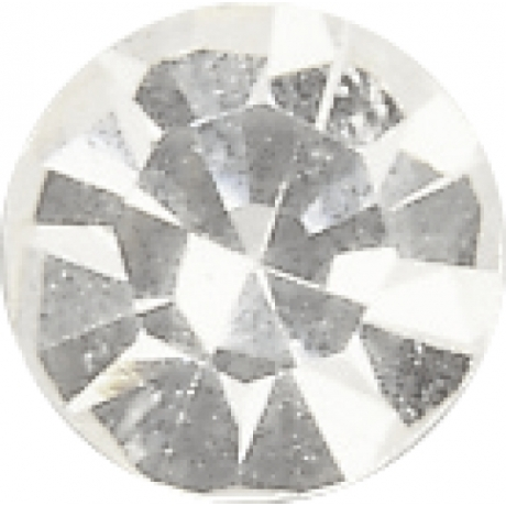 Kristallid läbipaistvad 2mm 25tk