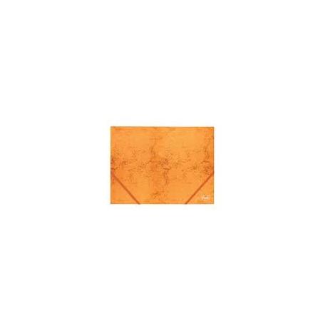 Kummiga mapp A4 4,5cm kartong oranz.jpg