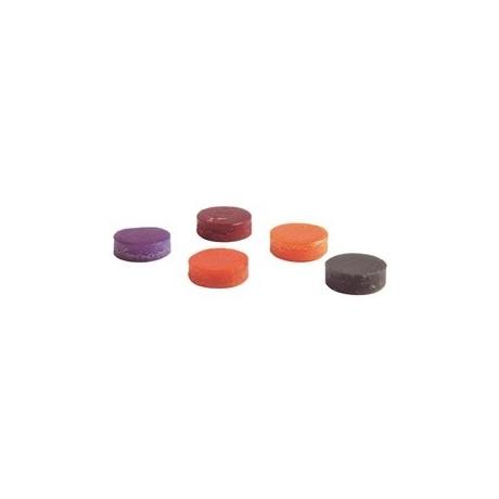 Küünlavärv vahale ja geelile 5 värvi