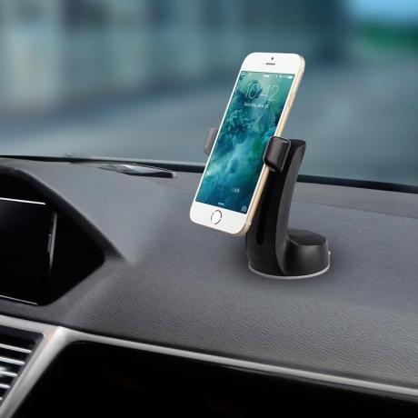 Telefoni autohoidik J-geel*