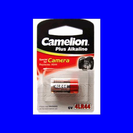 Patarei 4LR44 6V 1tk Camelion