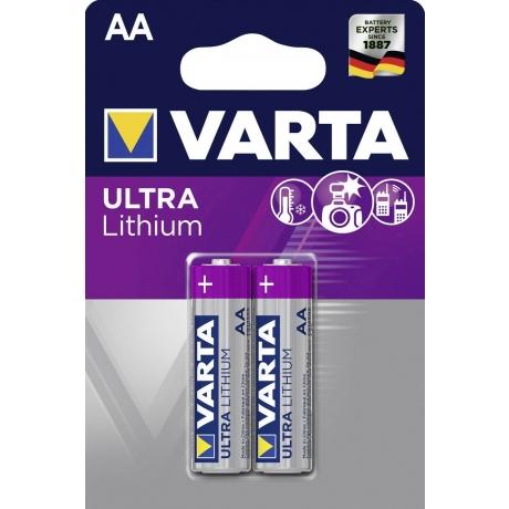 Patarei AA Varta Pro Ultra Lithium 2tk