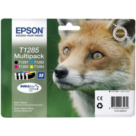 Tint Epson T1285 Multipakk