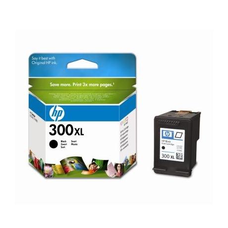 Tint HP 300XL Black