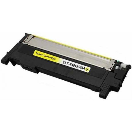 Tooner Samsung CLT-Y404S Yellow analoog