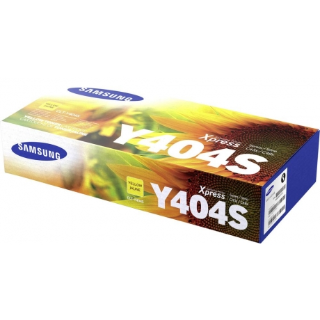Tooner Samsung Y404S Yellow 1000 lehte