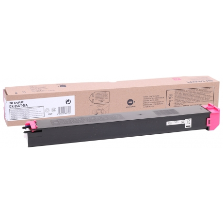 Tooner Sharp DX2500N Magenta 7000 lehte