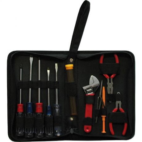 Tööriistakomplekt TK-Basic 12 osa