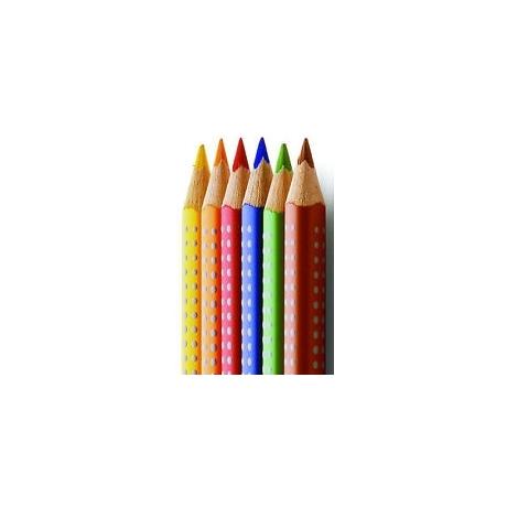 Värvipliiatsid Faber-Castell 6 värvi*