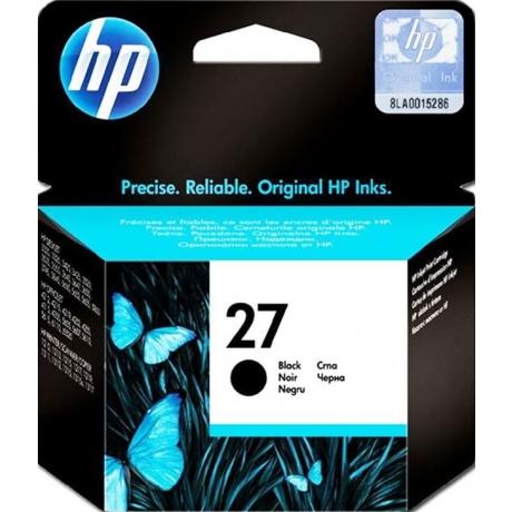 Tint HP 27 Black