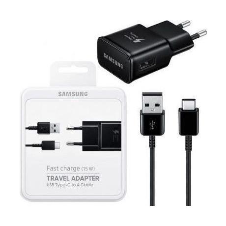 Toalaadija Samsung 15W USB-C Black originaal