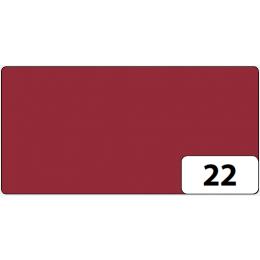 Värviline paber A4/130g 100L t.punane