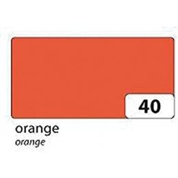 Kartong 50x70cm 300g oranz