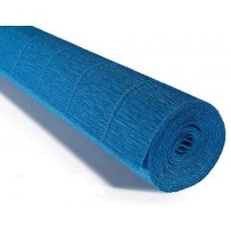 Krepp-paber 50cmx2,5m 180g Turquoise