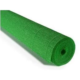 Krepp-paber 50cmx2,5m 180g Green