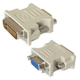 Adapter DVI 24+5pin to VGA-15 pin HD
