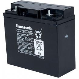 Aku 12V 17Ah Panasonic LC-XD1217P