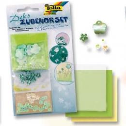 Dekoreerimiselemendid Rohelised õied