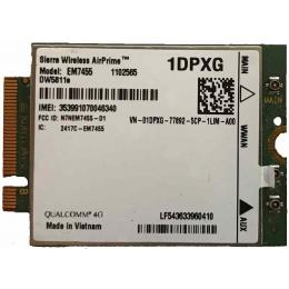 Dell 4G LTE modem DW5811E