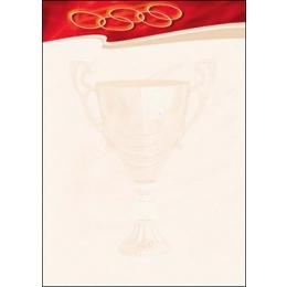 Diplom A4/170g Olümpia (Sport)