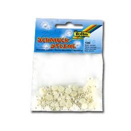 Ehtepärlid Pärlid 130tk plastik valge