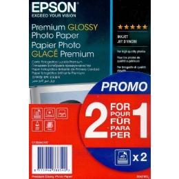 Fotopaber 10x15 Epson Premium glossy 80L