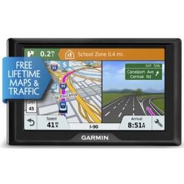 "GPS Garmin Drive 61LMT-S Europe 6"""