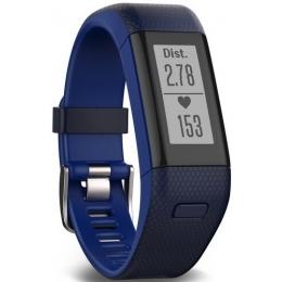Garmin Vivosmart HR+ sinine (GPS)