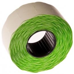 Hinnapüstoli etikett  Blitz, Meto üherealine 26x12 roheli
