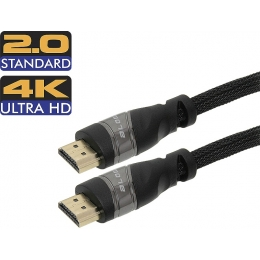 Kaabel HDMI 1,5m Full HD,4K,Nylon 14,93G