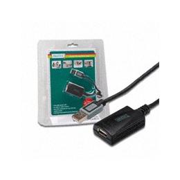 Kaabel USB pikendus 5m võimuga Digitus