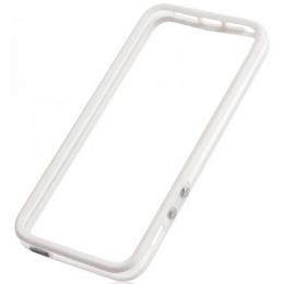 Kaitseümbris (bumper) iphone 5/5s valge