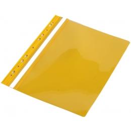 Kiirköitja A4 köidetav kollane