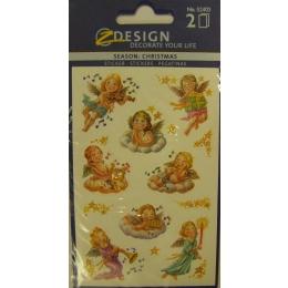Kleeppildid Z-Design Ingel*
