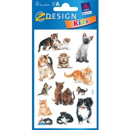 Kleeppildid Z-Design Kassid