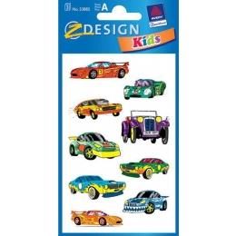 Kleeppildid Z-Design Lahedad autod