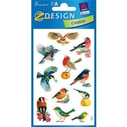 Kleeppildid Z-Design Linnud