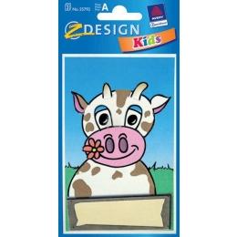Kleeppildid Z-Design kruusile Lehm*