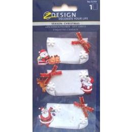 Kleeps pakile Z-Design Jõuluvanad*