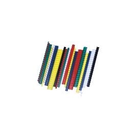 Köitespiraal Fellowes 12mm 100tk valge