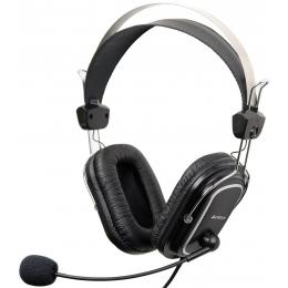 Kõrvaklapid+micr. A4Tech Vhead 50 EVO
