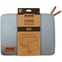 """Kott sülearvutile 15,6"""" Torino sleeve"""