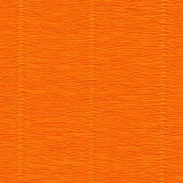 Krepp-paber 50cmx2,5m 180g Fluo Orange