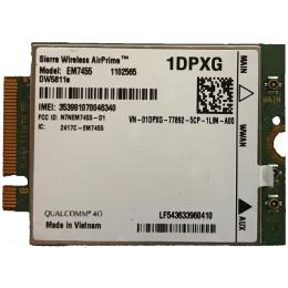 LTE modem Dell EM7455