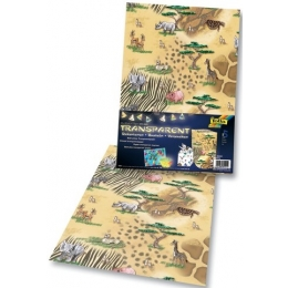 Läbipaistev paber 23x33 115g 5L Safari
