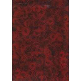 Läbipaistev paber 23x33 115g 5L Roosid*